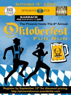 6th Annual Oktoberfest Fun Run