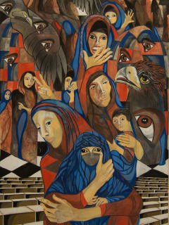 Gisa Elwazir: Retrospective, Yemen 1986-1993