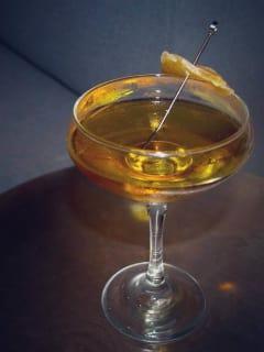 The Boulevardier drink