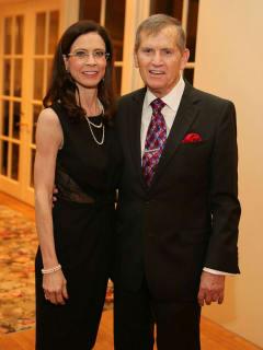 Michele Womack and John Kessler