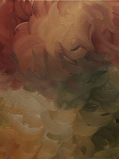 The Jung Center Houston presents Misha Penton: blood & salt Paintings