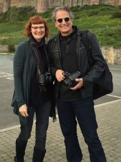 Susan Kae Grant and Richard Klein