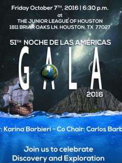 Noche de las Americas Gala