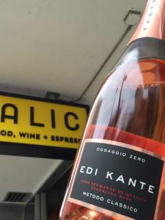 Italic presents Free Kante Happy Hour & Pop Up Dinner