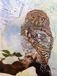 JoMar Visions presents Owlscapes and Other Paintings