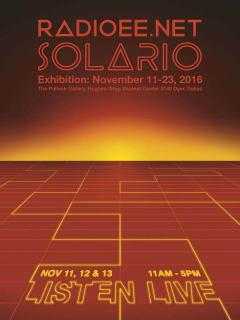 SMU's Pollock Gallery presents Radioee.net: Solario