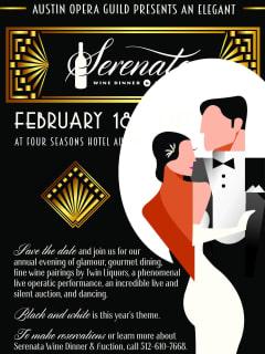 Austin Opera's 2017 Annual Serenata Wine Dinner & Auction