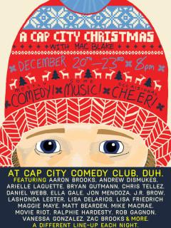 A Cap City Christmas with Mac Blake