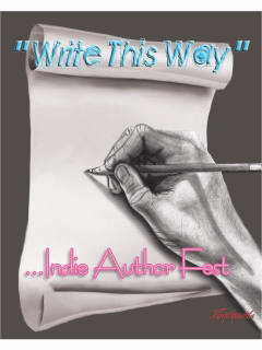 Ponchaveli Studios presents Write This Way: Indie Author Fest