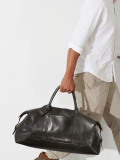 Leatherology handbag