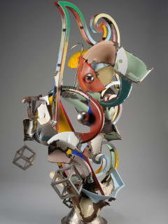 Bivins Gallery presents Robert Hudson: Between the Lines