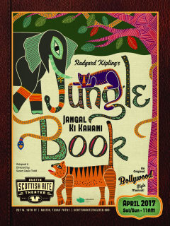 Austin Scottish Rite Theater presents <i>Jungle Book: Jangal Ki Kahani</i>