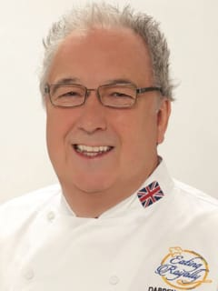 Royal Chef Darren McGrady