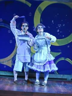 Dallas Children's Theater presents Blue