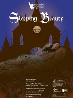 Austin Metamorphosis Dance Ensemble presents Sleeping Beauty