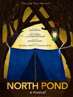 MUSIQA presents <i>North Pond</i> - A Musical