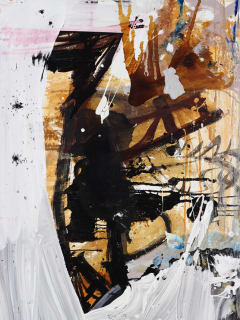 Untitled (bird), 2015 by Tsibi Geva