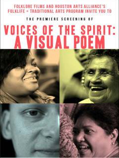 Voices of the Spirit: A Visual Poem