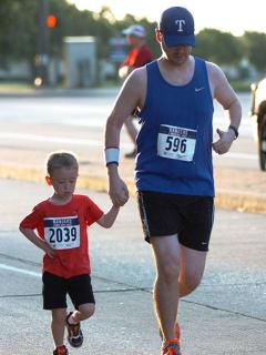 Texas Rangers Labor Day Weekend Race