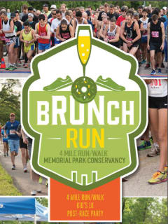 Memorial Park Conservancy presents The Brunch Run