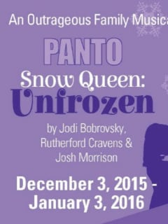 Panto Snow Queen: Unfrozen