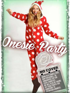 Onesie Charity Event