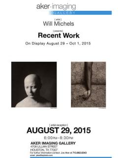 Aker Imaging Will Michels: Recent Work