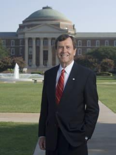 SMU President R. Gerald Turner