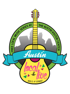 Austin Convention & Visitor's Bureau presents Local & Live Music Series