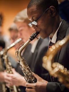 SMU's Meadows Jazz Orchestra