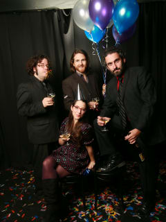 Hideout Theatre presents New Year's Eve Improv Extravaganza