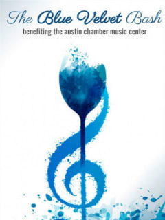 Austin Chamber Music Center presents The Blue Velvet Bash