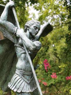 UMLAUF Sculpture Garden & Museum presents The Classical Garden
