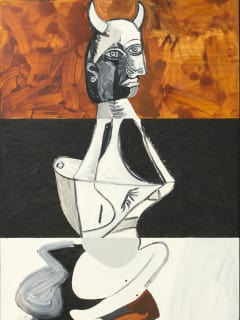Ray Smith: Unguernica Paintings and Sculptures