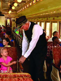 Grapevine Vintage Railroad's Jazz Wine Trains