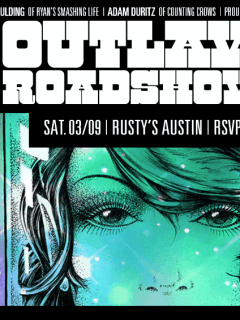 Austin Photo Set: events_OutlawRoadshow_Rustys_March2013