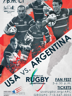 Americas Rugby Championship: USA vs Argentina