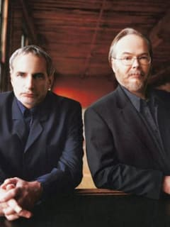 Steely Dan with Walter Becker and Donald Fagen
