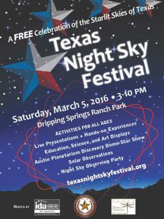 Texas Night Sky Festival