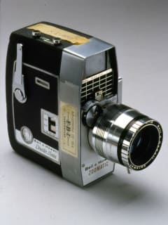 Zapruder camera from JFK assassination