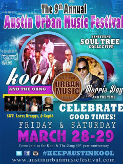 poster for Urban Music Festival 2014