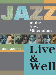 Book signing and reading: Jazz In the New Millennium: Live and Well by Rick Mitchell