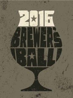 2016 Brewer's Ball