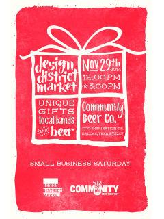 Design District Market December 2014