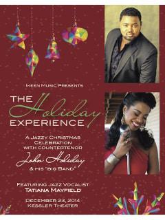 John Holiday's Holiday Experience