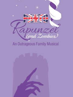 Stages Repertory Theatre presents Panto Rapunzel (and Zombies)