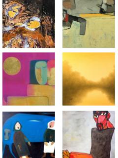 International Modern Art Gallery opening reception: Oriental Influences