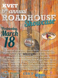 KVET Roadhouse Showcase_SXSW_2015