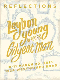 """""""Reflections"""" with Leybon, Young Readers and Gilyeat Man"""