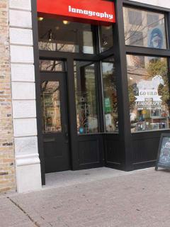 Austin Photo: Places_Lomography_exterior